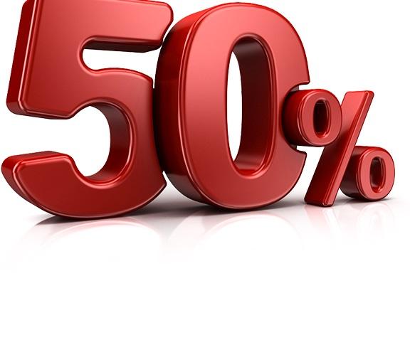 SALDI SCARPE COLLEZIONE 2017    - 50 %