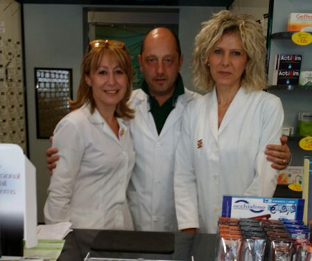 FARMACIA DE BELLA DR. MARCO!